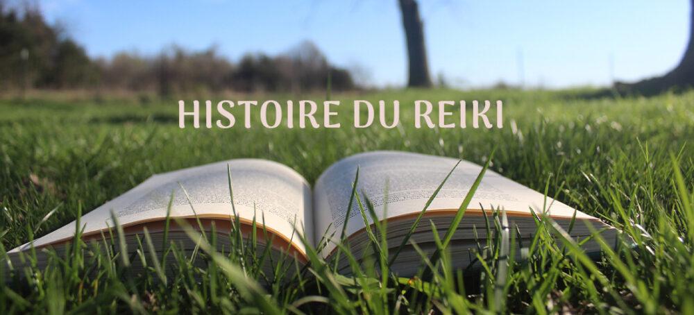 Naissance, histoire et diffusion du Reiki