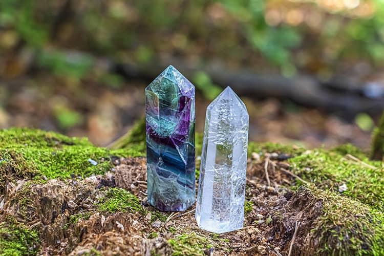 quartz soin énergétique